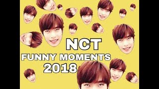 NCT FUNNY MOMENTS 2018