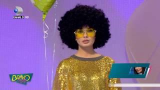 Bravo, ai stil! (22.04.2017) - Marisa, ironizata de Denisa in culise! Cum a imitat-o