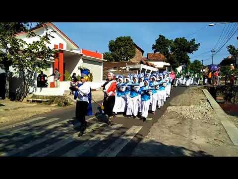 drumband karnaval ungaran 1 muharram 2017 part1