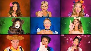 Disney Medley. Songs from Epic Movies Moana, Frozen, Mary Poppins Mashup. Totally TV