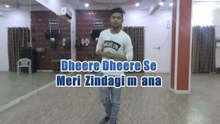Dheere Dheere Unpluge Dance Tutorial By Lucky bist