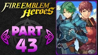 Fire Emblem Heroes - Part 43 | Paralogue 5: World of Shadows! [ALL DIFFICULTIES]