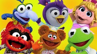Muppet Babies All Characters | Puzzles, Learning Mini Games | Disney Junior App For Kids