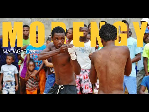Morengy, la boxe malgache (août 2016)