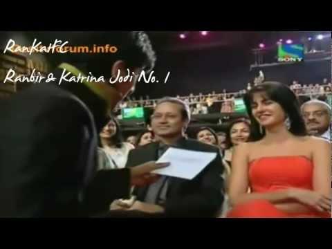 Cute Ranbir Kapoor and Katrina Kaif Moment at the FilmFare Award // Ranbir&Katrina Jodi No. 1