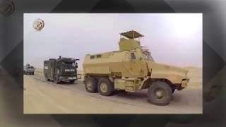 الجيش المصري يحكم سيطرته علي سيناء - شاهد البيان الهام للقوات المسلحة