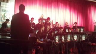 Paranoid Android - Kelvin Grove State College Big Band