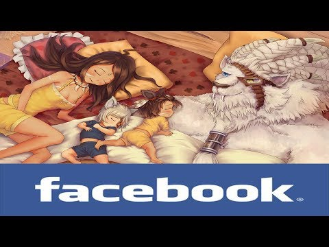 If league of legends Champions had Facebook #49 (Rengar's Sex Tape)