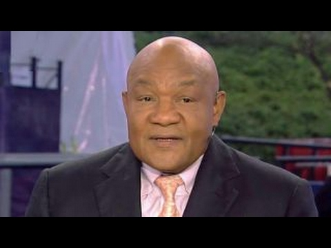 George Foreman on Trump small businesses