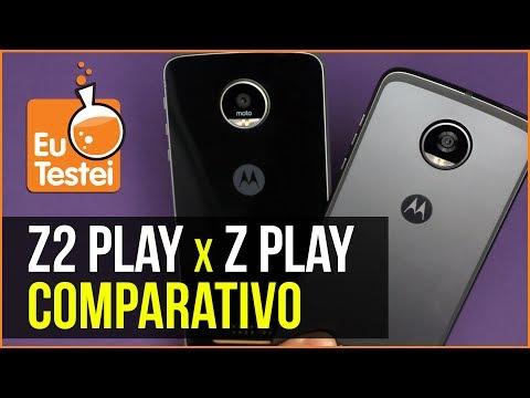 Comparativo Moto Z2 Play x Moto Z Play! Escolha o seu! - EuTestei