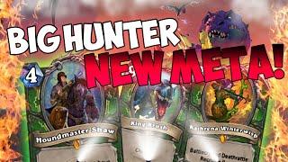 SHAW SPACCA TUTTO: BIG HUNTER NEW META?! [HEARTHSTONE ITA]