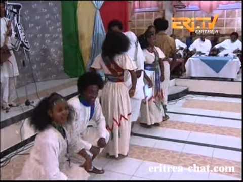 ኤርትራ Eritrean Bahlawi Tigrinya Dance Competition Wata Teawet