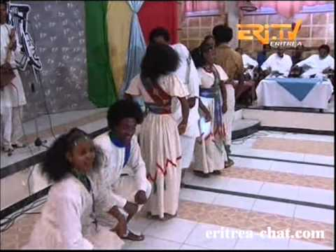 Eritrean Bahlawi Tigrinya Dance Competition Wata Teawet