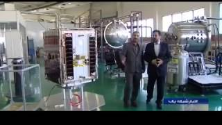 Iran Introduction of some Space projects معرفي چند پروژه ماهواره ايران