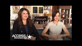 'Gilmore Girls': Lauren Graham & Alexis Bledel On Where We Pick Up With Lorelai & Rory