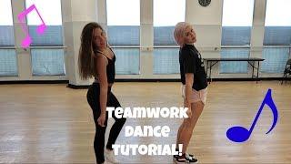 TEAMWORK -  Dance Tutorial with Rumer Noel!