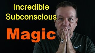 Incredible Subconscious Magic - Manifestation with Essential Oils