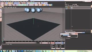 Cinema 4D r13 Tutorial: Cache a Dynamic Animation