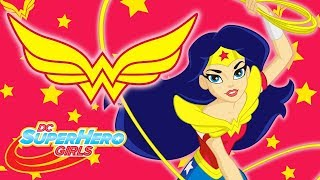Top 10 Wonder Woman Moments | DC Super Hero Girls