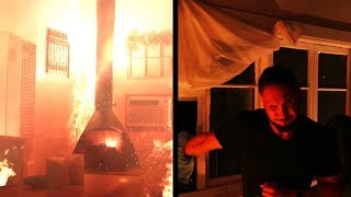 3 Ways To Survive A House Fire