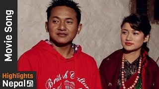 Barko Chhaya A Saili - Phirumala Gurung Movie Song Ft. Deena Gurung, Ganesh Gurung
