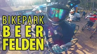 Das erste Mal im Bikepark Beerfelden 2017 - MTB Freeride | Fabio Schäfer Vlog #42