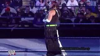 The New WWE Champion Jeff Hardy 12/19/08 pt1