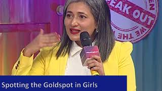 Raising Daughters: Spotting the Goldspot in Girls at We The Women, Mumbai 2018