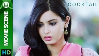 Diana Penty's embarrassing moment