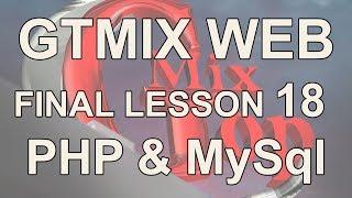 دورة تصميم و تطوير مواقع الإنترنت php & MySql - د 18 الدرس الأخير - نظلم البحث