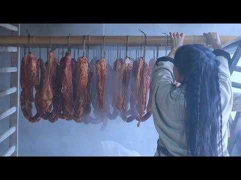 � �腊味煲仔饭遇上胡椒猪肚鸡� �又以为有故事?还是没有!Lap Mei claypot rice pig maw and chicken soup with pepper Liziqi Channel