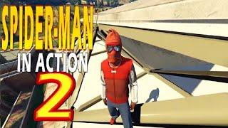 Spider-Man in Action 2 (GTA 5 Short Film)