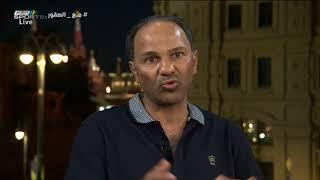 يوسف الثنيان - الموهوب يحتاج مدرب أجنبي ولاعبينا يضيعون في الأولمبي #المونديال