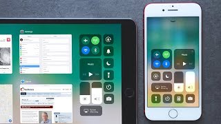 iOS 11: How to use the Control Center