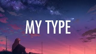 the chainsmokers – my type lyrics  lyric video ft emily warren future bass