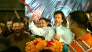 imran khan in pakistan Gari shahu