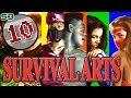 Survival Arts - 1 Ficha Por Dia S3-e10
