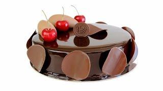 Tarta Selva Negra -  Black Forest Cake