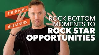 Ryan Blair On Rock Bottom Moments To Rock Star Opportunities