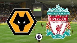Premier League 2018/19 - Wolverhampton Vs Liverpool - 21/12/18 - FIFA 19