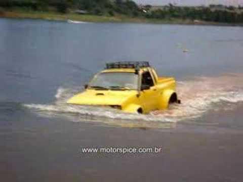 Motor Spice DIS jipe anfíbio water proof jeep