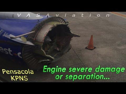 watch [REAL ATC] Southwest LOST ENGINE COWL -- DEPRESSURIZATION!! :O