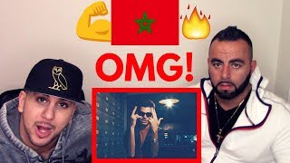 SHAYFEEN - OMG ft. WEST, TAGNE, MADD, XCEP - LEBANESE REACTION IN ENGLISH