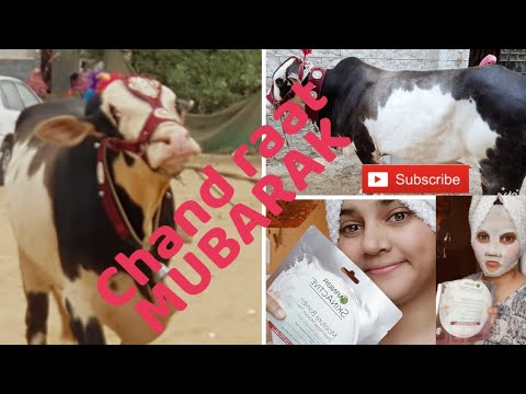 Xxx Mp4 Chand Raat Vlog My Cow 2018 EiD Pakistani Canadian Mom 3gp Sex