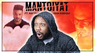 MANTOIYAT | Ft. Raftaar and Nawazuddin Siddiqui | Manto | REACTION!!!