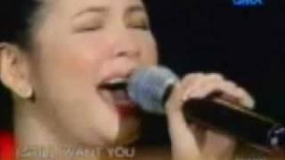 Regine Velasquez Voice Cracks! (Piyok)