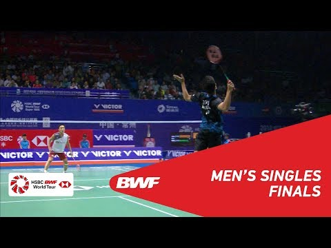 F | MS | Anthony Sinisuka GINTING (INA) vs Kento MOMOTA (JPN) [3] | BWF 2018