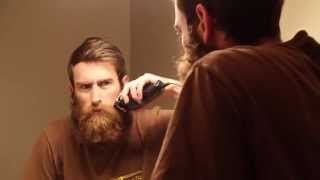 Guy Shaves Off Huge Beard for Mother for Christmas. Watch His Mom