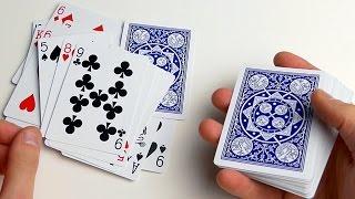 The EASIEST Card Trick - Tutorial