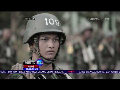 Kawah Candradimuka Calon Perwira TNI  - NET24